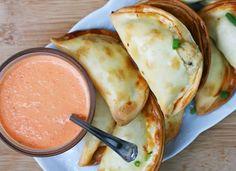 How To Make: Thanksgiving Leftover Recipes: Turkey Empanadas - Thanksgiving Recipe