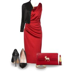 """""""Meeting the Year of the Sheep"""" by muse-charming on Polyvore"""