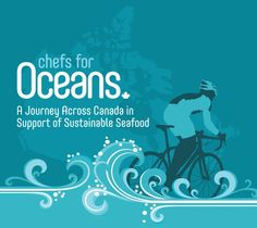 Chefs For Oceans Journey Launched on Canada Day at Foot of the Atlantic Ocean