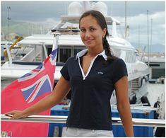 Anna is seeking a fresh challenge as a stewardess on a superyacht. #yachtjob