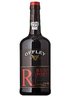 Offley Ruby Porto! One Of My Favorite Ports!!!!