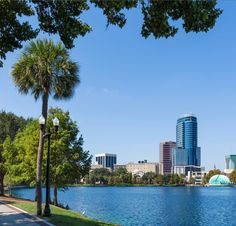 These days, you can see some of the Orlando's ambient beauty at Lake Eola Park, or at Winter Park's chic Alfond Inn.