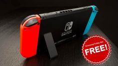 Win Nintendo Switch Giveaway June 2017