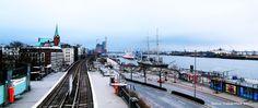 #DE #Hamburg #AndenLandungsbrücken