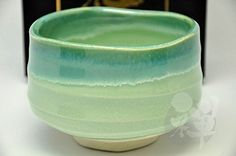 Japanese Mino Yaki ware Matcha Bowl Green Tea 11.5 / 11.5 / 8.5cm (4.5 / 4.5 / 3.3inch)[7333] >>> Check this awesome product by going to the link at the image.
