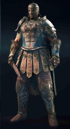 For honor roman centurion