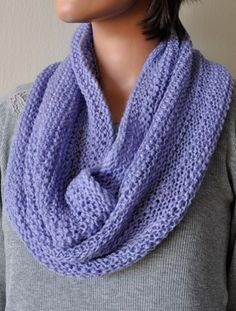 Allegro Bands of Lace Cowl