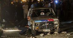 نجاة النائب العام المساعد من انفجار شرقي القاهرة - سكاي نيوز عربية