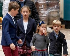 Gorgeous new pics: Princess Mary's kids are growing up so fast!