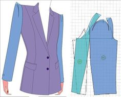 the design of the shoulder Corset Sewing Pattern, Dress Sewing Patterns, Clothing Patterns, Couture Sewing Techniques, Sewing Sleeves, Sewing Blouses, Sleeves Designs For Dresses, Vetement Fashion, Plus Size Fashion Blog