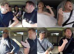 James Corden's Best Carpool Karaoke Moments of 2015 #Adele... #Adele: James Corden's Best Carpool Karaoke Moments of 2015 #Adele… #Adele
