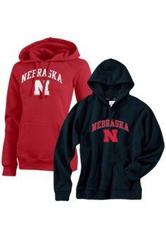 Product: University of Nebraska - Lincoln Women's Sport Hooded Sweatshirt