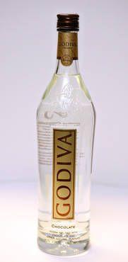 best godiva chocolate infused vodka recipe on pinterest