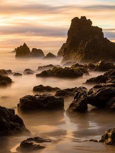 Morning light on Hamoa Beach, Maui, HI