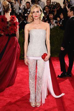 Met-Gala 2015 Diane Kruger