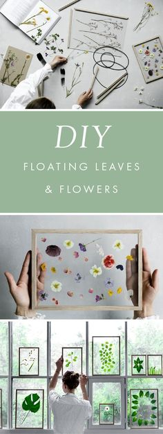 nice DIY Gift Idea // Minimalist Framed Floating Leaves & Flowers by http://www.dana-home-decor-ideas.xyz/diy-crafts-home/diy-gift-idea-minimalist-framed-floating-leaves-flowers/ #DIYHomeDecorGifts