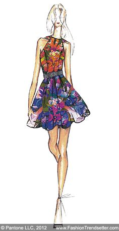 sketch fashion wall art decor - Google Search