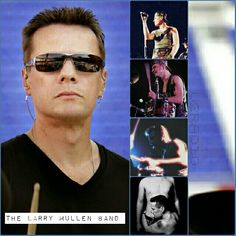 The Boss, #LarryMullenJr #TLMB U2 Band, Larry Mullen Jr, Living Legends, Good Music, Mens Sunglasses, My Love, Boss, Fan, Club