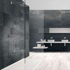 Modern Farmhouse Bathroom, Modern Bathroom Design, Bathroom Interior Design, Modern Luxury Bathroom, Luxurious Bathrooms, Modern Bathrooms, Industrial Bathroom, Beautiful Bathrooms, Holland