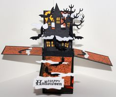 """I added """"Angelic Impressions: Halloween Card in a"""" to an #inlinkz linkup!http://ritasangels.blogspot.com/2015/09/halloween-card-in-box-my-favorite-things.html"""