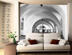 living room :)  photo wallpaper / wall mural #mural #wallpaper #photowallpaper