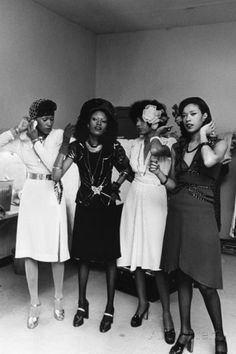 Pointer Sisters Photographic Print by Moneta Sleet Jr. at AllPosters.com