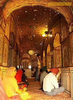 Golden Temple interior