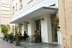 Le Bal Café : british cuisine and more