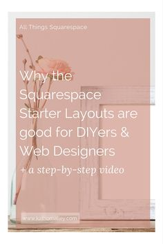 The best squarespace templates for blogging template the ojays why squarespace starter layouts are good for both diyers and web designers pronofoot35fo Gallery