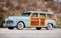 1949 Chrysler Royal Wagon