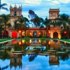 Because Balboa Park is bigger than Central Park: | 22 Reasons Living In San Diego Ruins You For Life