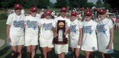 Roll Tide! Alabama women's golf team wins its first national championship by one shot. Go Bama!