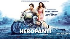 Heropanti collects Rs.6.63 crore on opening day - Solar Move