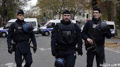 اعتقال ثلاثة أشخاص بتهمة الانضمام لجماعة إرهابية في فرنسا