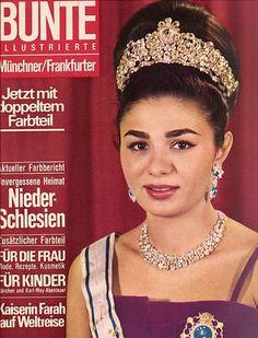 1965: Kaiserin Farah von Persien