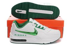 Nike Air Max LTD- White/Metallic Green