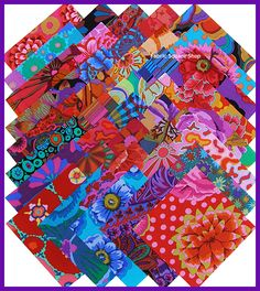 """Kaffe Fassett Glorious Color 
