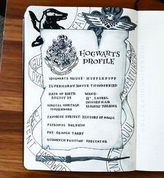 27 Magical Harry Potter Bullet Journal Layout And Spread Ideas Raise your hand if you are obsessed with both Harry Potter and Bullet Journals? Read this for the best Harry Potter Bullet Journal Layout and Spread ideas! Harry Potter Journal, Harry Potter Diary, Harry Potter Notebook, Harry Potter Planner, Arte Do Harry Potter, Harry Potter Drawings, Harry Potter Theme, Harry Potter Scrapbook, Album Journal