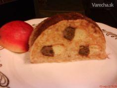 Jablkový srnčí chrbát (fotorecept)