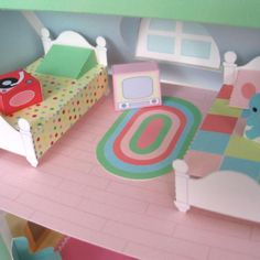 Printable Paper Crafts Kawaii By Fantastic Toys Dollhouse Furniture