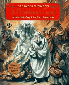 A Christmas Carol (Books of Wonder) by Charles Dickens