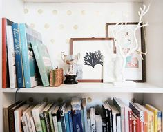 Three Quick Tips To Beautify Your Bookshelves