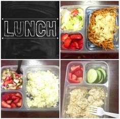 Take to work lunch ideas. #ziploc #bento #lunchbox