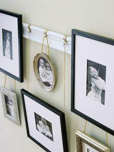 hanging artwork