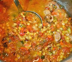 Lentil and Sausage Soup: No Fuss, Simply Satisfying