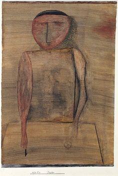 Paul Klee - Doctor, 1935