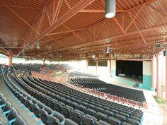 PNC Pavilion interior, 2008