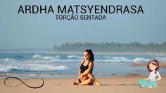 Yoga para Iniciantes #12 - TORÇÃO NO CHÃO [ARDHA MATSYENDRASA ]