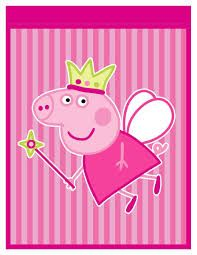 Imagen relacionada Princess Peppa Pig Party, Happy Birthday Princess, 2nd Birthday, Peppa Pig Wallpaper, Peppa Pig Imagenes, Cumple Peppa Pig, Birthday Template, Disney And More, Baby Party