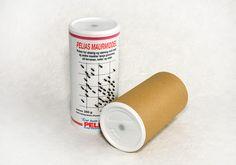 Dosen mit Streudeckel Packaging